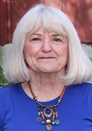 Hazel Gillaspy Portrait
