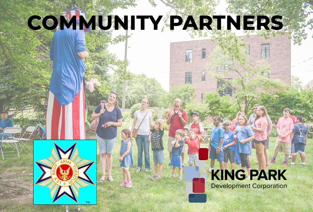 Image of Community Partner logos.