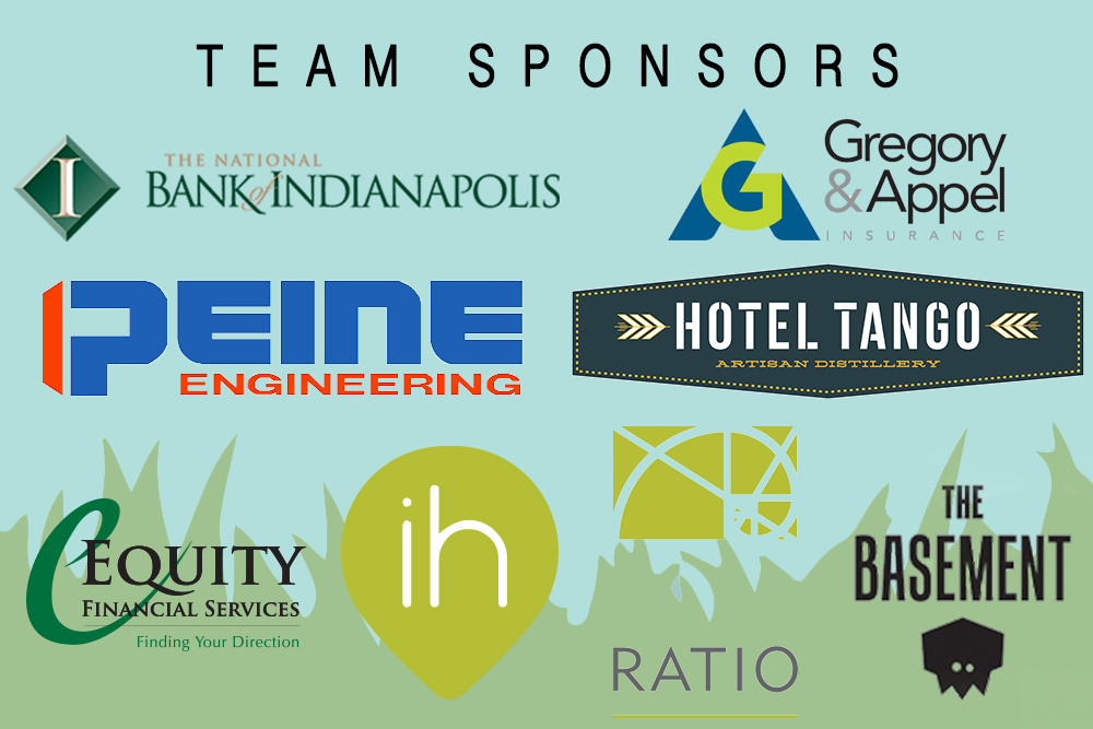 Graphic image of Wicket World of Croquet Team Sponsors.