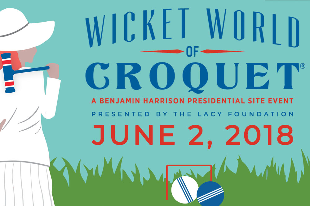 Image of logo of Wicket World of Croquet
