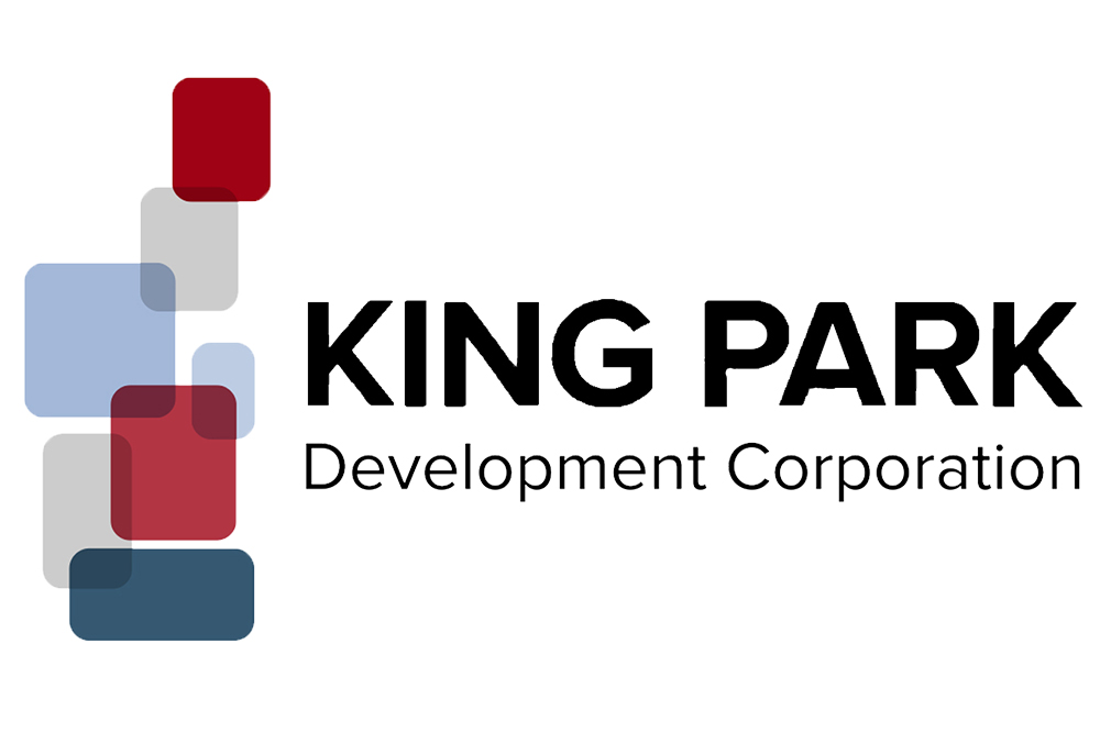 king park development corporation logo.