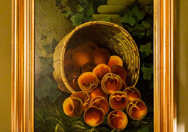 Oil of Peaches