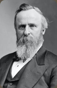 Rutherford B Hayes 19