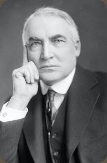 Warren G Harding 29