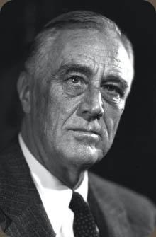 Franklin D Roosevelt 32