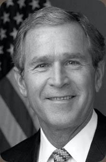 George W Bush 43