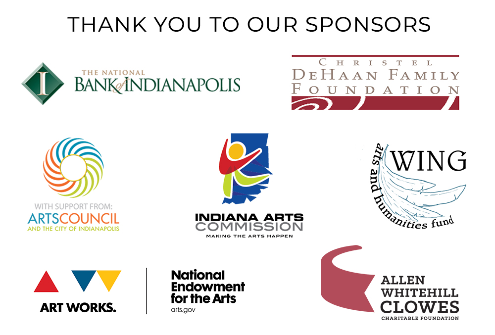 Candlelight Theatre sponsor logos.