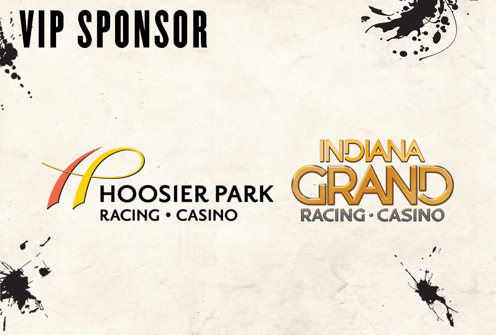 Graphic image of Hoosier Park Racing and Casino & Indiana Grand Racing and Casino logos.
